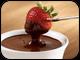Фондю шоколадное