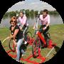 Пивные велосипеды  Beerbike